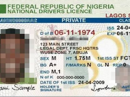 You can now renew your drivers license without physical image capturing