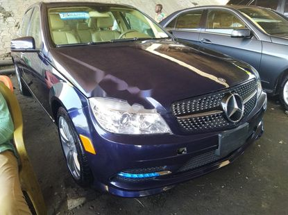 2009 Mercedes-Benz C300 for sale