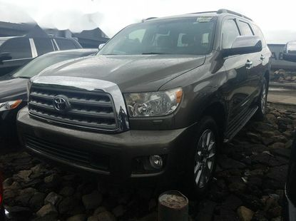 Toyota Sequoia 2010 ₦11,500,000 for sale