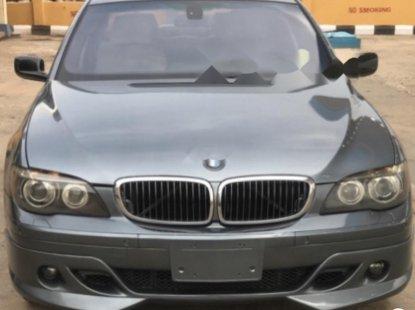 BMW 7 Series 2007