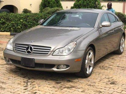 Mercedes-Benz CLS 2006