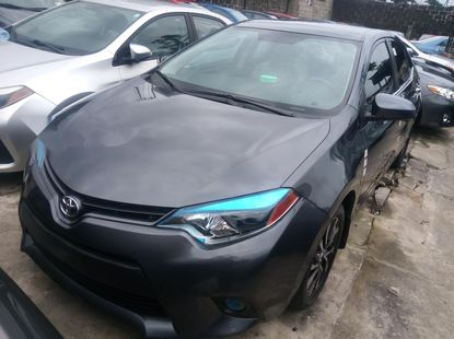 2015 Toyota Corolla sedan automatic for sale at price ₦5,500,000 in Apapa