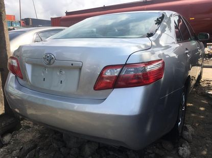 Foreign used 2008 toyota camry sports