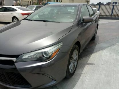 Clean 2015 Toyota Camry xle for sale