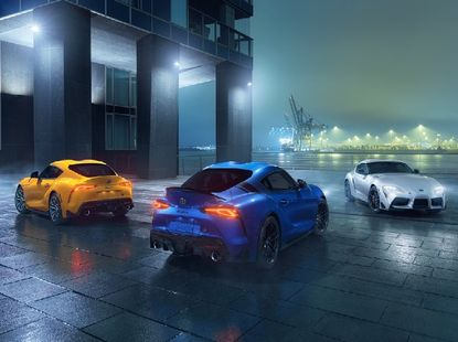 Toyota Supra price in Nigeria & Interesting rivalry that birthed this model