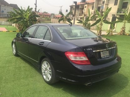 Mercedes Benz C300 4MATIC 2009