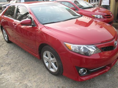 Clean 2012 Toyota Camry for sale