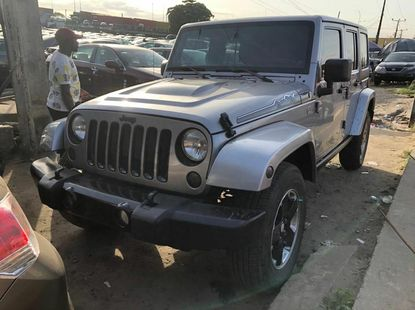 Jeep Wrangler 2014 ₦9,700,000 for sale