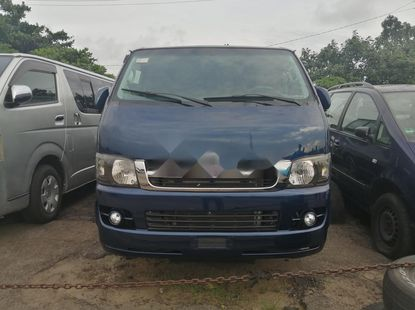 Toyota HiAce 2010 ₦6,000,000 for sale