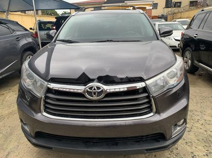2015 Toyota Highlander for sale