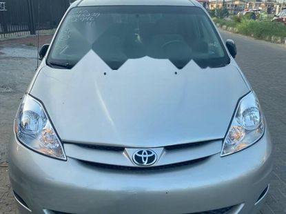 Toyota Sienna 2008 for sale at  ₦2,400,000