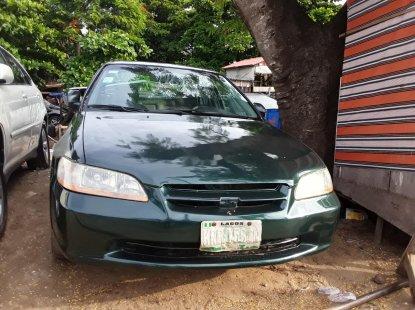 Honda Accord 2001 for sale at  ₦500,000