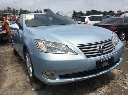 Lexus ES 2011 ₦4,500,000 for sale