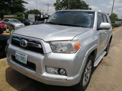 Toyota 4-Runner 2011