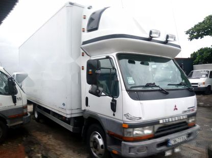 2002 Mitsubishi Canter for sale