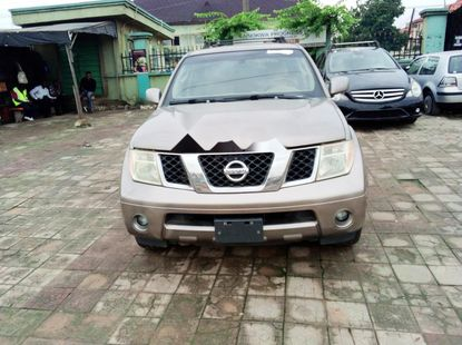 2006 Nissan Pathfinder for sale
