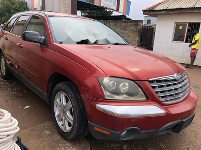 Chrysler Pacifica 2007 for sale at  ₦1,150,000