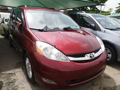 Toyota Sienna 2008 ₦3,600,000 for sale