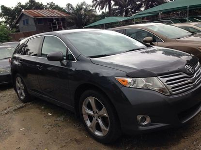 Toyota Venza 2011 ₦5,200,000 for sale