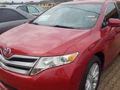 Sell well kept red 2013 Toyota Venza suv / crossover automatic in Lagos Mainland