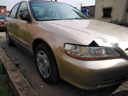 Honda Accord 2002 ₦630,000 for sale