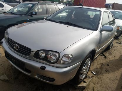 Toyota Corolla 2003 ₦1,600,000 for sale