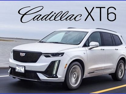 2021 Cadillac XT6 SUV gets a new affordable trim with a 4-cylinder engine