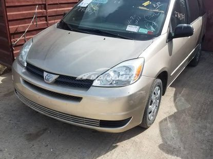 Foreign Used 2004 Toyota Sienna With Duty Paid