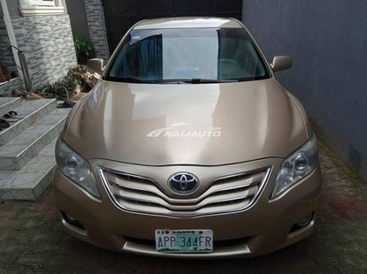 Clean Nigeria Used 2008 Toyota Camry With Reverse Camera