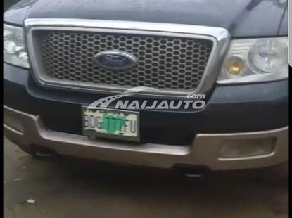Clean Nigeria Used 2008 Ford F-150 XLT Pick Up