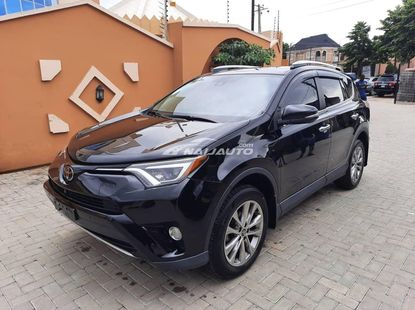 2016 Toyota Rav4 Limited Edition With 4 Reverse Cameras