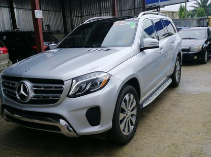 Foreign Used 2017 Mercedes-Benz  GLS 450 Full Options