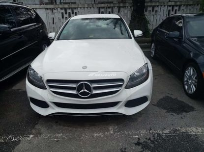 Foreign used 2016 Mercedes-Benz C300