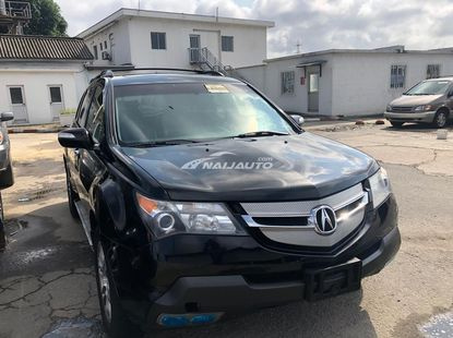 Foreign Used Acura MDX 2009 Model full Option