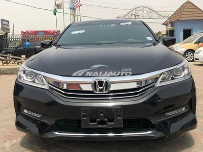 Foreign Used 2017 Honda Accord Sport