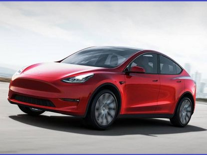 Tesla INC cuts the price of its latest Model Y SUV to facilitate sales