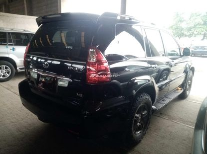 Accident free foreign used 2008 lexus gx470