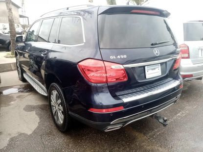Foreign used 2013 Mercedes Benz gl450
