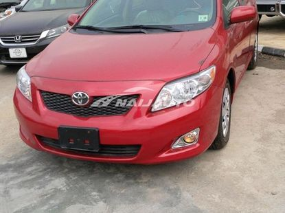 Toyota Corolla 2010 for sale auction price