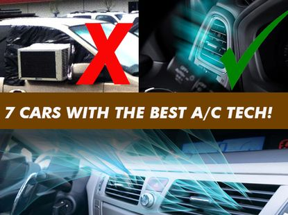 7 cars that best Air conditioning systems that can tackle Nigerian sun perfectly