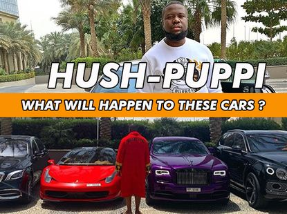Here is the sad thing that will happen to Hushpuppi's cars