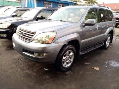 Accident free foreign used 2006 lexus gx470