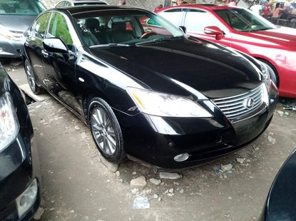 Very sharp foreign used 2008 lexus es350