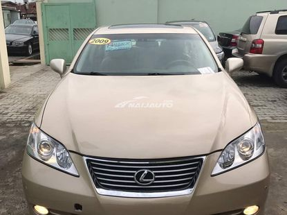 Clean 2009 Lexus es 350 for sale