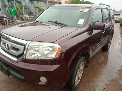 2009 Honda Pilot for sale in Lagos
