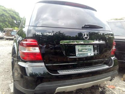 2008 Mercedes-Benz ML350 for sale