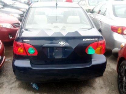 Toyota Corolla 2004 ₦1,850,000 for sale