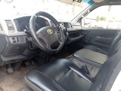 Toyota HiAce 2012 ₦2,600,000 for sale