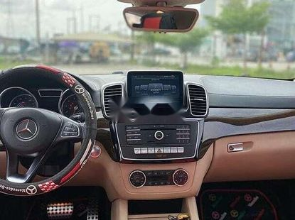 2016 Mercedes-Benz GLE for sale in Lagos