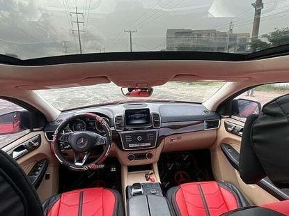 Mercedes-Benz GLE 2016 ₦22,000,000 for sale